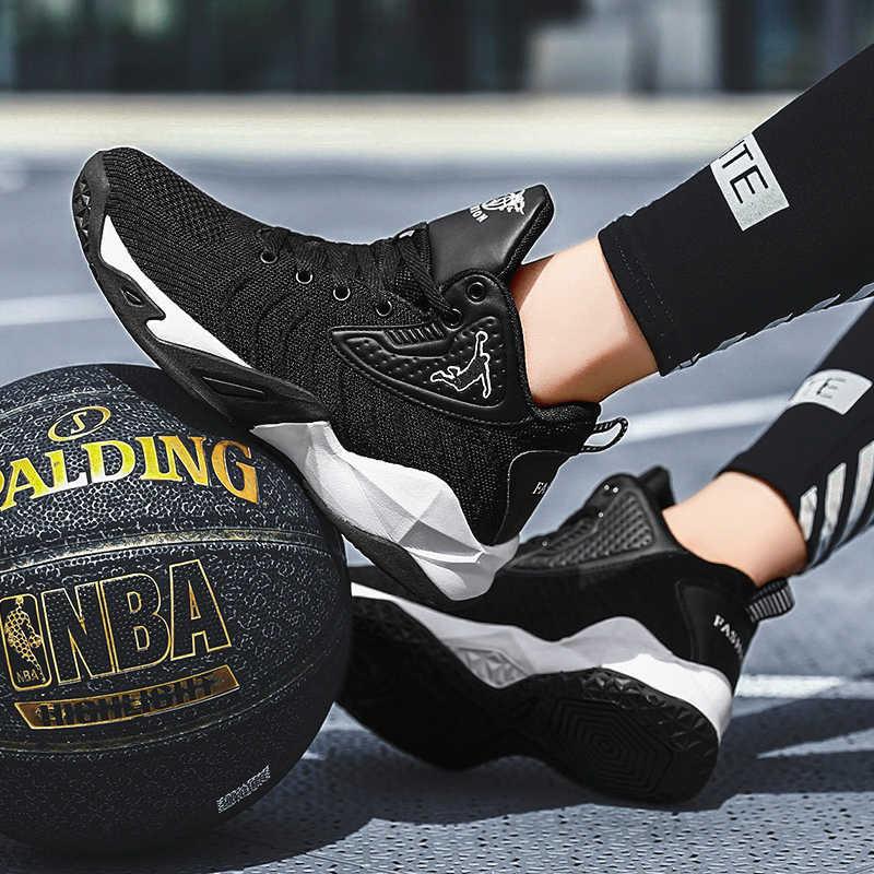 ใหม่Superstarบุรุษบาสเกตบอลรองเท้าบาสเกตบอลรองเท้าผ้าใบผู้หญิงคู่สีผสมBreathableกีฬารองเท้าFitness Trainers