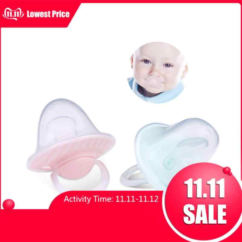 1pc Baby Pacifier Silicone Infant Nipple Soother Toddler Kids Pacifier Feeder For Fruits Food Dummy Nipple Baby Feeding Pacifier