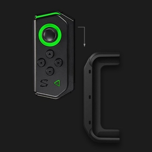 Image 4 - Original Xiaomi Black Shark Gamepad For Redmi K20/K20 Pro Portable Bluetooth Game Rocker Controller Mechanical Rail For Mi 9/9T
