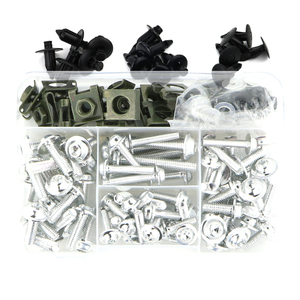 Image 2 - Verkleidung Schrauben Kit Schrauben Für Honda VFR750 VFR750F VFR800 VFR800X Crossrunner VFR1200X Crosstourer VTR1000 VTR1000F VFR1200F