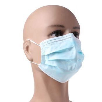 10PCS Anti Dust Mouth Mask  Windproof Mouth-muffle Bacteria Proof Flu kind Face Masks