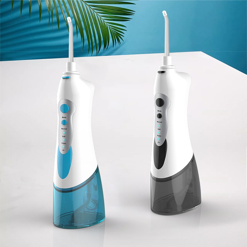 Electric mouthwash water floss rechargeable portable water floss electric tooth washing red teeth Oral Irrigator