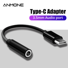 Cable-Adapter Earphone Extention Audio-Cable Type-C Phone-Connector Male-To-Female-Cable-Converter