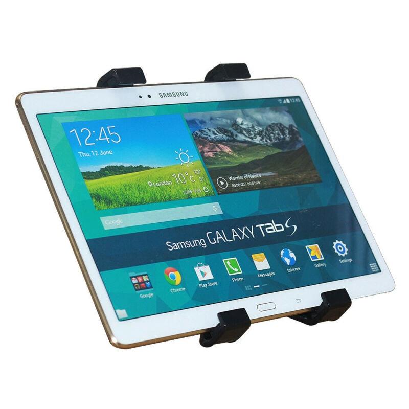 Otomobiller ve Motosikletler'ten Asansör Kitleri ve Parçaları'de ABS Tablet tutucu braketi siyah plastik ayarlanabilir araba değiştirme için iPad 7 10 inç parçaları
