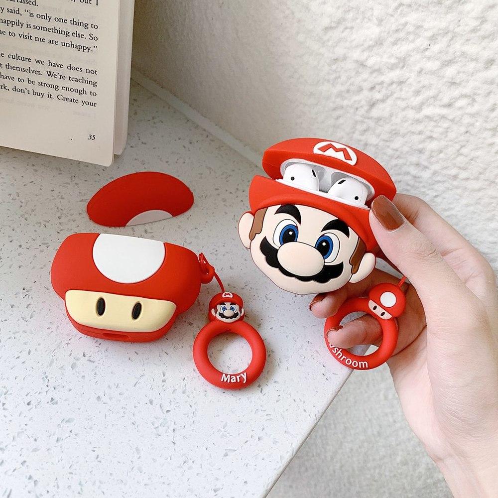 Super Mario AirPod Case 5
