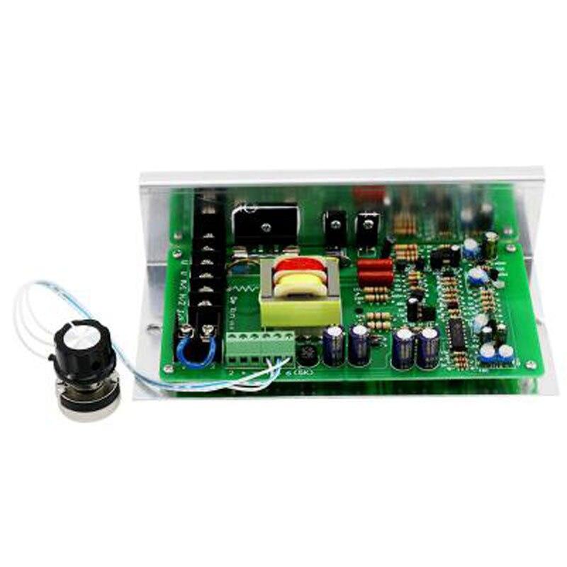 1HP speed control board 750W high power 110V/220V motor speed controller