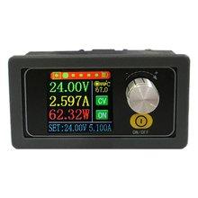 Xys3580 dc buck boost конвертер cc cv 06 36v 5a модуль питания
