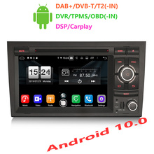 Dvd-Player Carplay Erisin Android Audi for A4 S4 Seat Exeo ES8738A 7-4GB DSP Octa-Core