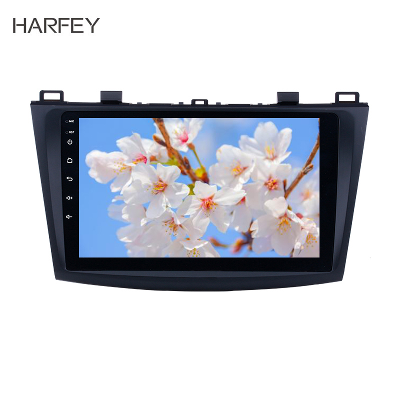 Harfey Car Navi Android 8.1 <font><b>Radio</b></font> Auto Stereo Multimedia 9