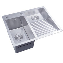 New preferential 304 stainless steel with rub garment board basin around the laundry sink the balcony can choose 6048