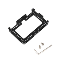 "Kayulin On camera Monitor Cage Bracket For FeelWorld F6 Plus 5.5"" Display New Arrival"