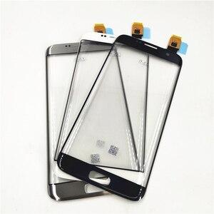 Image 1 - Ban đầu Các Bộ Phận Thay Thế Dành Cho Samsung Galaxy Samsung Galaxy S7 Edge G9350 G935 G935F Bộ Số Hóa Màn Hình Cảm Ứng Cảm Biến Kính Cường Lực