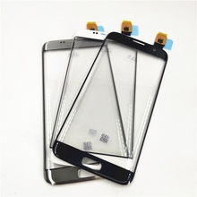Piezas de repuesto originales para Samsung Galaxy S7 Edge G9350 G935 G935F, Panel de cristal con Sensor digitalizador de pantalla táctil