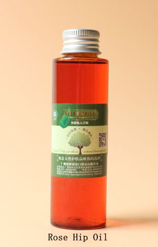 Rose Hip Oil, Can Keep The Skin Clean, Soft, Smooth, Moist, Tight, Firm, Elastic And Rich. Especially For Rough Skin