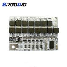 BMS 5s 18V 100a 18650 LiFePO4, bloc de batterie Li-ion, Module de Circuit de Protection lto Bms Lithium, panneau d'égaliseur d'équilibre