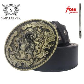 3D Bull Solid Brass Belt Buckle Western Metal Cowboy Belt Buckle with Leather Belt for Men Jeans Belt Buckle цена 2017