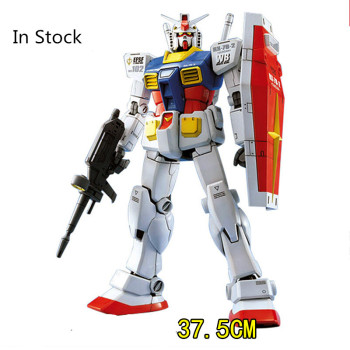 Daban model 1/48 Scale Fighter MEGA size RX-78-2 Gundam dragon decal Model 375mm Subit Mobile Assembly Kits daban 1 100 mg wing zero ew endless waltz xxxg 00w0 assembly model kit mobile suit not included display stand