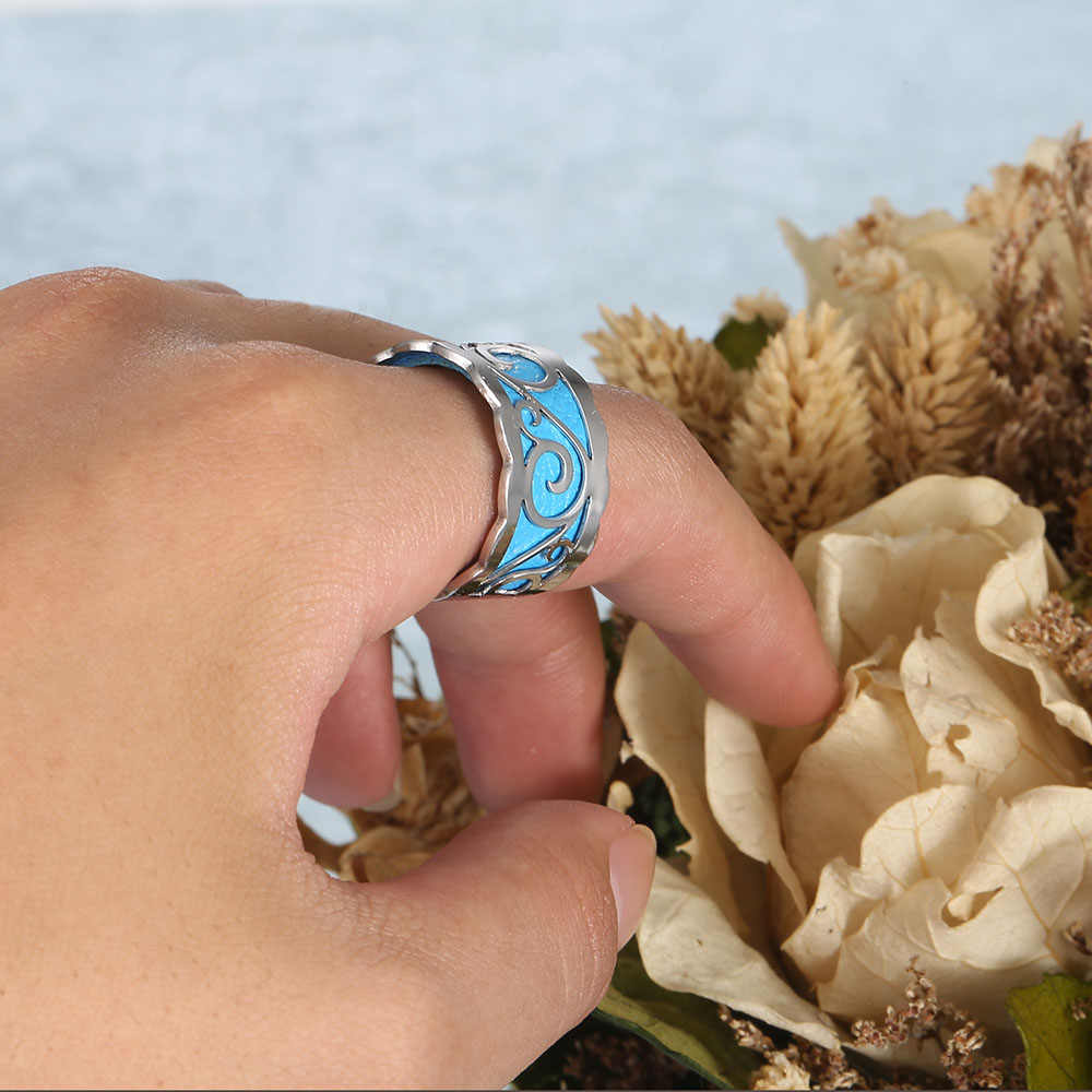 Cremo ใหม่แหวนสแตนเลสสำหรับผู้หญิง Bijoux Homme สไตล์แหวนเงินหนังเปลี่ยนได้ Bague Femme เงิน