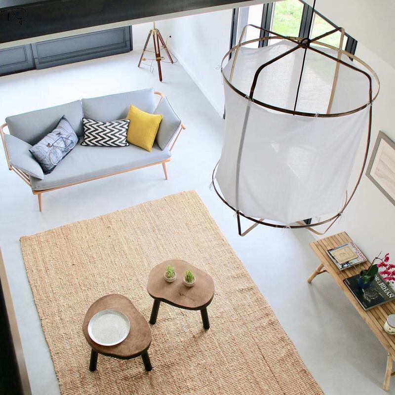 Japanese Ins Minimalist Linen ...