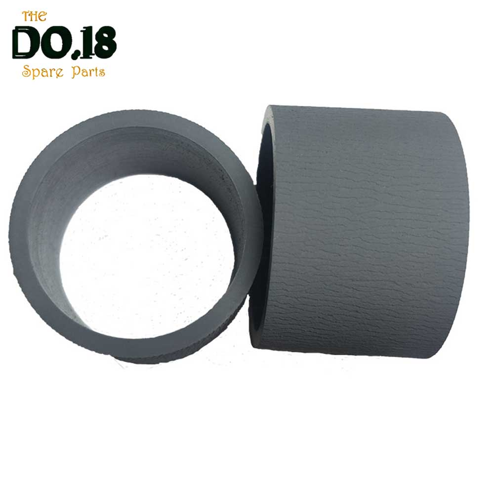 10X Tire for Samsung <font><b>ML</b></font> 1510 <font><b>1520</b></font> 1630 1710 1740 1750 SCX 4016 4200 4216 4300 4500 4520 4720 350 Pickup Roller Rubber Tire image