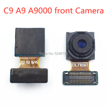 1pcs Front Facing small Camera Module Flex Cable For Samsung Galaxy A9 C9 C9000 type Selfie front Camera 1pcs rear camera front small camera module facing iris id flex cable for samsung galaxy note 8 n950f n950n n950u s8 plus g955u