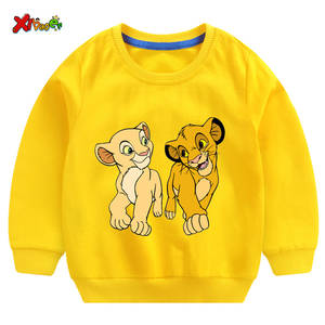 kids hoodies children sweatshirts toddler Baby clothing Boys Girl clothes autumn white Top t shirt Child Sportswear Pullover