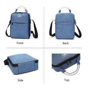 Image 4 - Waterproof Oxford Shoulder Bag Portable EVA Carry Case for DJI MAVIC Mini Drone