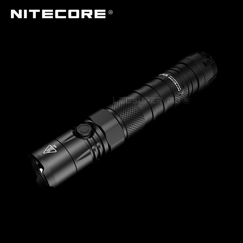 1200 Lumens Nitecore NEW P12 Next Generation 21700 Tactical Flashlight with NTH10 Holster