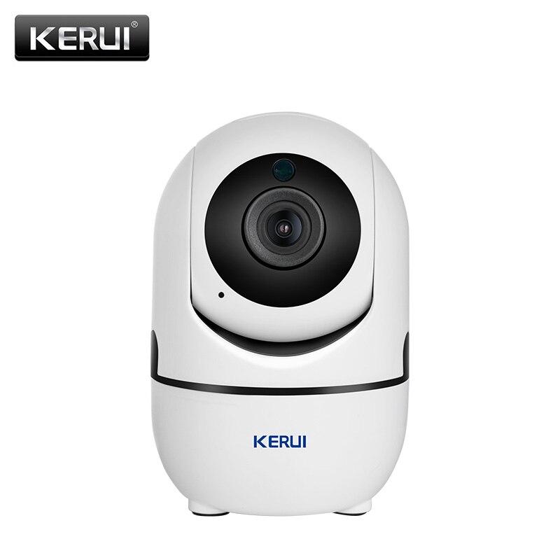 KERUI 1080P 2MP Full HD IP Camera Mini Wireless WiFi Small Indoor Portable Home Security Surveillance CCTV Camera  Night Vision