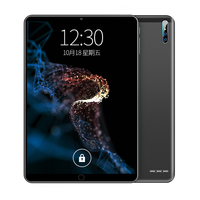 2020 New Tablets Android 9.0 Tablet PC 10.1 Inch Ten-Core WIFI Game Tablets Pad 8+128G Dual SIM Dengan GPS