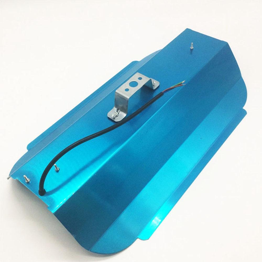 220V Floodlight Lodine Tungsten Lamp Outdoor Super Bright Project Flood Light 50W/100W Waterproof Spot Light