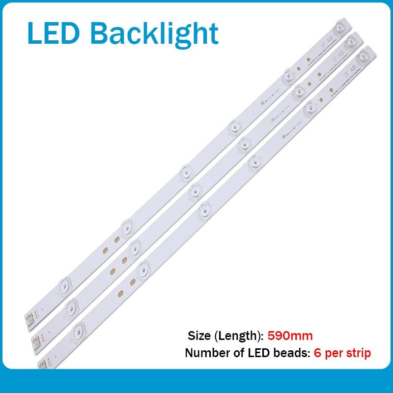 NEW 30pcs X TV LED Strips 6-lamps For LG 32