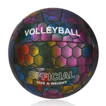 Siatkówka światło zmieniono rozmiar 5 miękka kryty siatkówka zewnętrzna do gry trening gimnastyczny gra na plaży siatkówka balonowa tanie i dobre opinie YANYODO CN (pochodzenie) Balon siatkówka Piłka Soft surface volleyball PU Volleyball Size 5 Volleyball Volleyball ball for kid adults