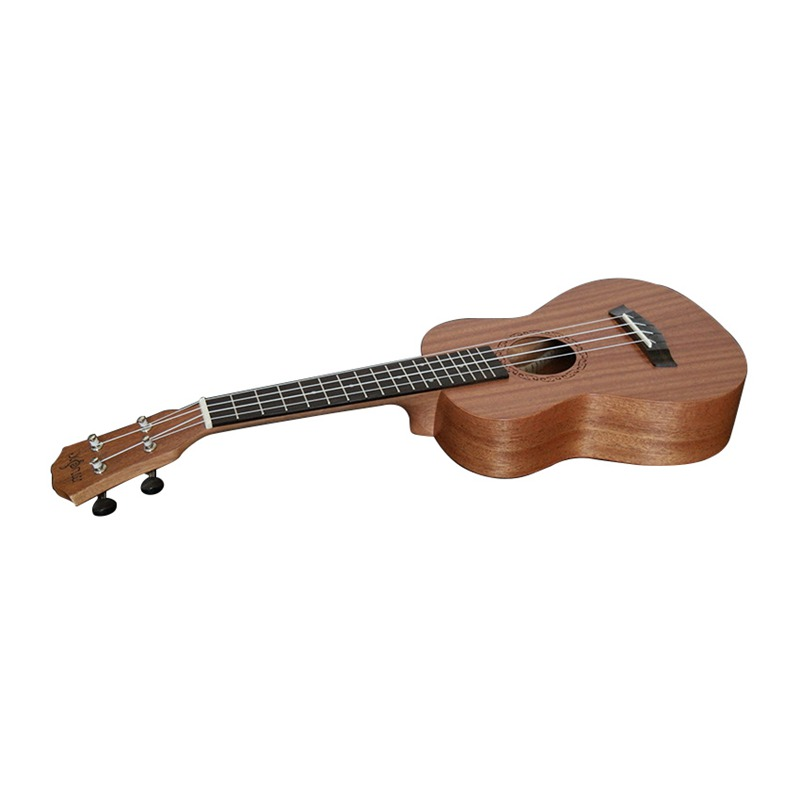 Concert Ukulele 4 Strings Hawaiian Mini Guitar Musical Instruments For Beginners (21 Inch)