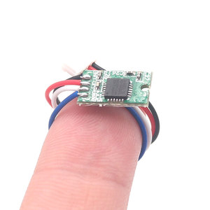 Image 1 - DasMikro Micro Sports Gyro For Kyosho Mini Z RC Car Parts
