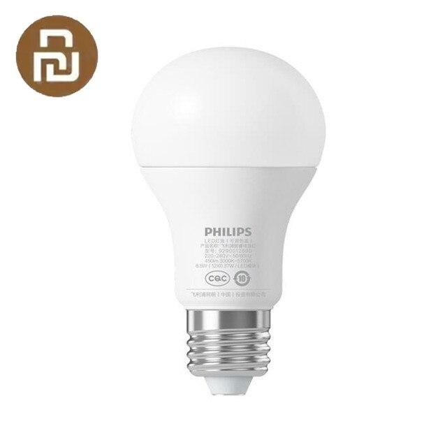 الأصلي الذكية LED لمبة واي فاي التحكم عن بعد سطوع قابل للتعديل Eyecare ضوء مصباح ذكي اللون الأبيض