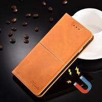 Funda de cuero con billetera para móvil, carcasa magnética con tapa para Cubot X30, P20, X18 Plus, X19, R11, R9, J3 Pro, Nova Power, P30, P40, Note 7, 20