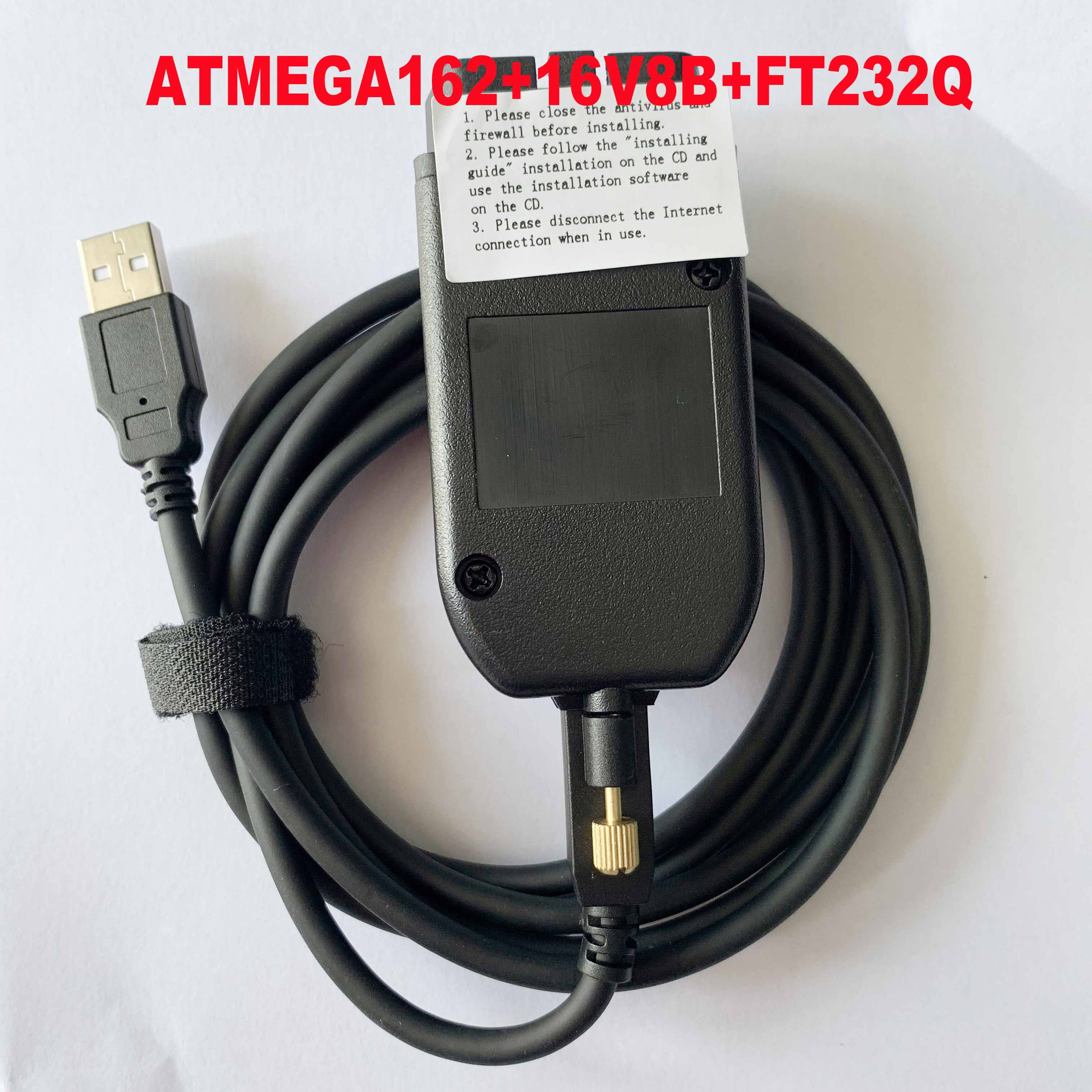 2020 New Arrival V2 Interface 19.6 FOR VW AUDI Skoda Seat Diagnostic Cable