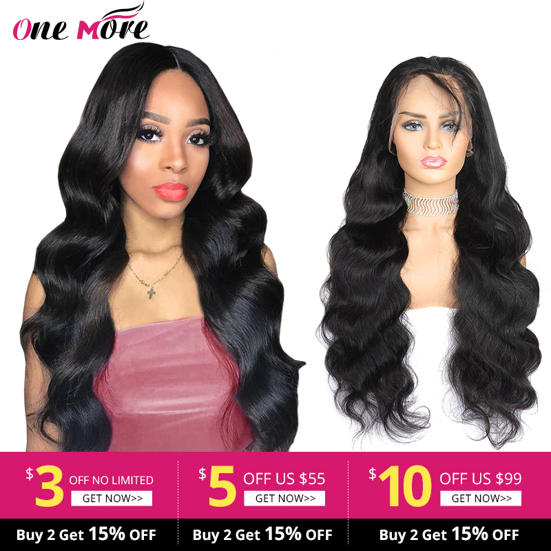 150% Density Lace Front Human Hair Wigs 13X4 Pre Plucked Remy Brazilian Body Wave Lace Front Wig With Baby Hair For Black Women