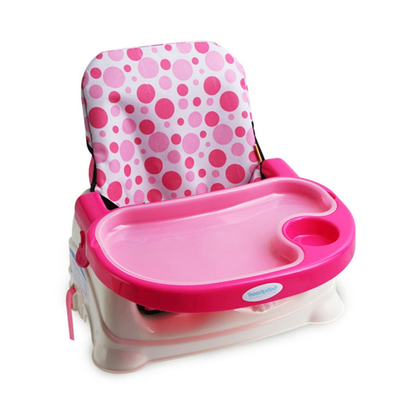 Baby Printed  Seat Thickened Nonslip Eating Chair Cushion Children Baby Dining Chair Cushion Body Supports Pad