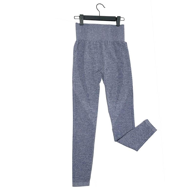 Kaminsky 14 Colors High Waist Seamless Leggings For Women Solid Push Up Leggins Athletic Sweat Pants Sportswear Fitness Leggings 13