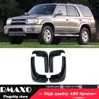 For Toyota 4Runner 2003-2009 Mudflaps Splash Guards Front rear Mud Flap Mudguards Fender Modified special