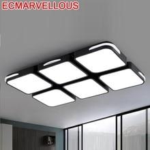 Candeeiro Plafonnier Moderne Industrial Decor Colgante Moderna Plafondlamp Lampara Techo Luminaria De Teto LED Ceiling Light