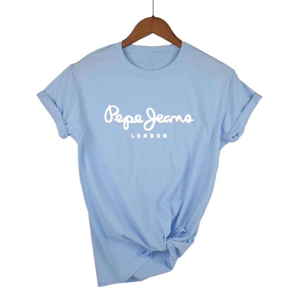2021 New Summer Fashion Women's T-shirt Sports Men/women T-shirt Letter Printing T-shirt Brand O-neck Short Sleeve