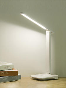 Table-Lamp Touch-Controll Brightness USB Reading Rechargeable Eye-Protect 9W Sensor LED