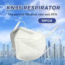 N95 Mask CE Certificate Antivirus Flu Anti Infection KN95 Masks Particulate Respirator PM2.5 Same Protective as KF94 FFP2
