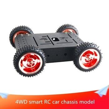4WD Smart RC автомобиль Модель шасси с 85 мм �