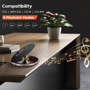 Image 3 - سخونة 511 مشغل أقراص مضغوطة محمول ، مشغل أقراص مدمج شخصي ، ممشى cd ، المؤثرات الصوتية تشمل شقة/BBS/Pop/Jazz/Rock/classic