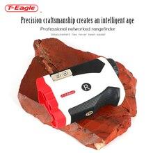 цена на TEAGLE Laser Range Finder Hunting 800m Telescope Laser Distance Meter Golf Digital Monocular Range Finder Angle measuring tool