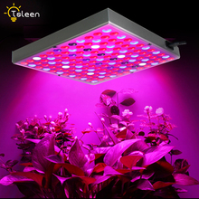 Full Spectrum with UV IR LED Grow Light Panel 25W 45W Pro Grow Lamps Hydroponic Hanging Kit for Indoor Plants 220v 110v